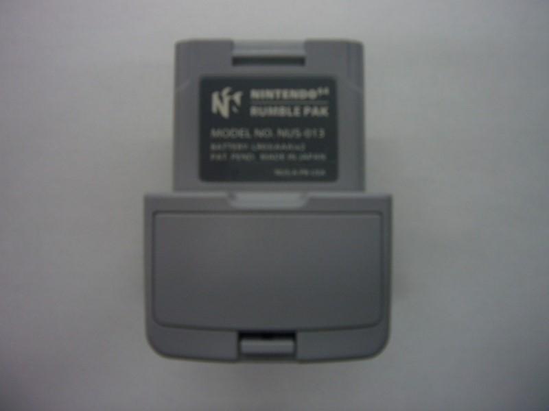 NINTENDO 64 Game RUMBLE PAK NUS-013