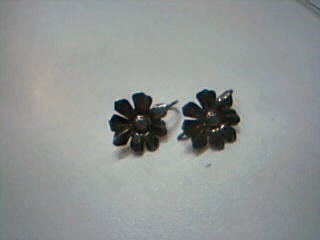 Silver Earrings 925 Silver 1.6g