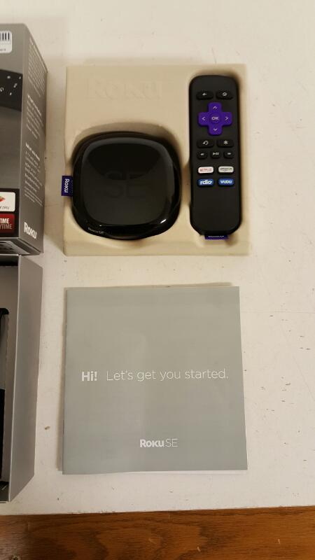 Roku Box: Roku SE Streaming Media Player 2015 Special Edition Roku