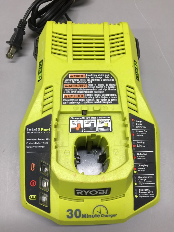 RYOBI P320 18-Volt ONE+ AirStrike 18-Gauge Cordless Brad Nailer Kit