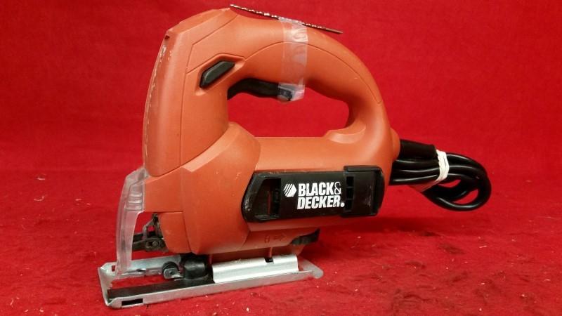 Black & Decker JS500 Variable Speed Jigsaw