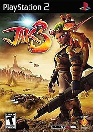 SONY Sony PlayStation 2 Game JAK 3
