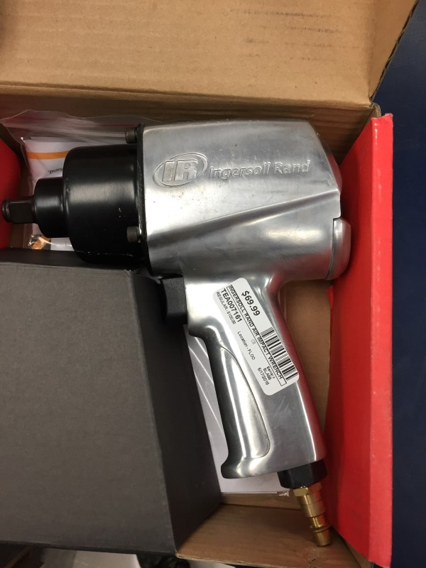 INGERSOLL RAND Air Impact Wrench 236G IMPACT
