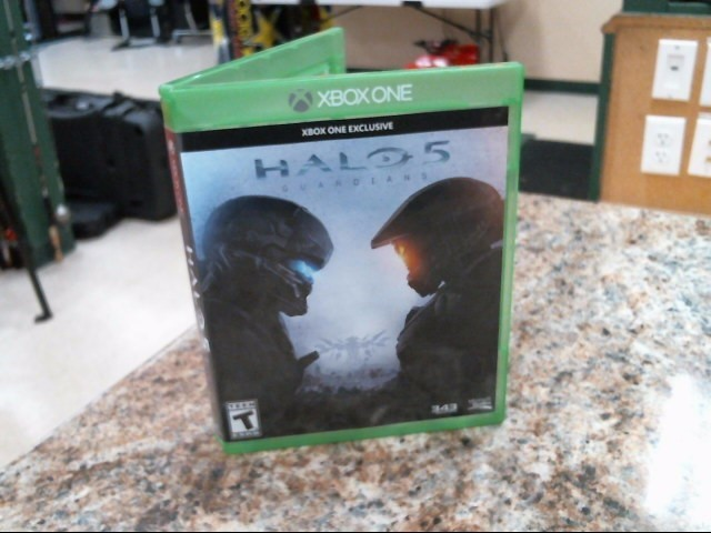 MICROSOFT Microsoft XBOX One Game HALO 5 GUARDIANS