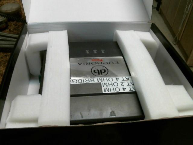 DB DRIVE Car Amplifier T265 T265