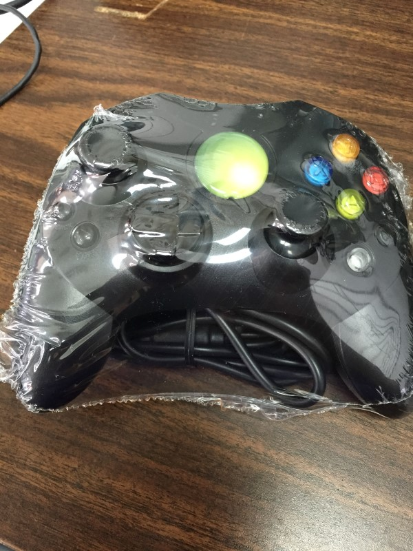 MICROSOFT  XBOX CONTROLLER - WIRED