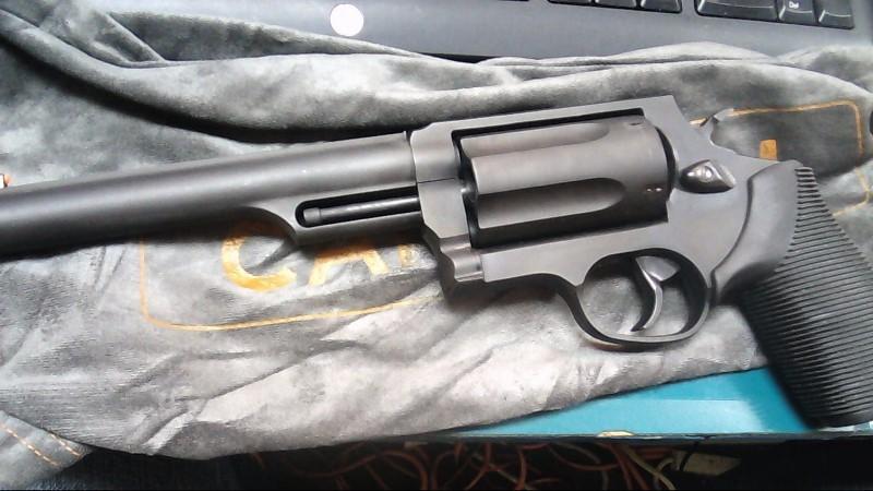 """TAURUS Revolver THE JUDGE 6.5"""""""