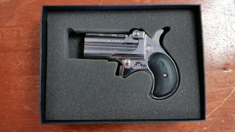 COBRA FIREARMS CB9CB PISTOL 9MM DERRINGER