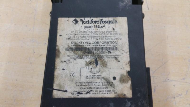Rockford Fosgate Punch 150A2