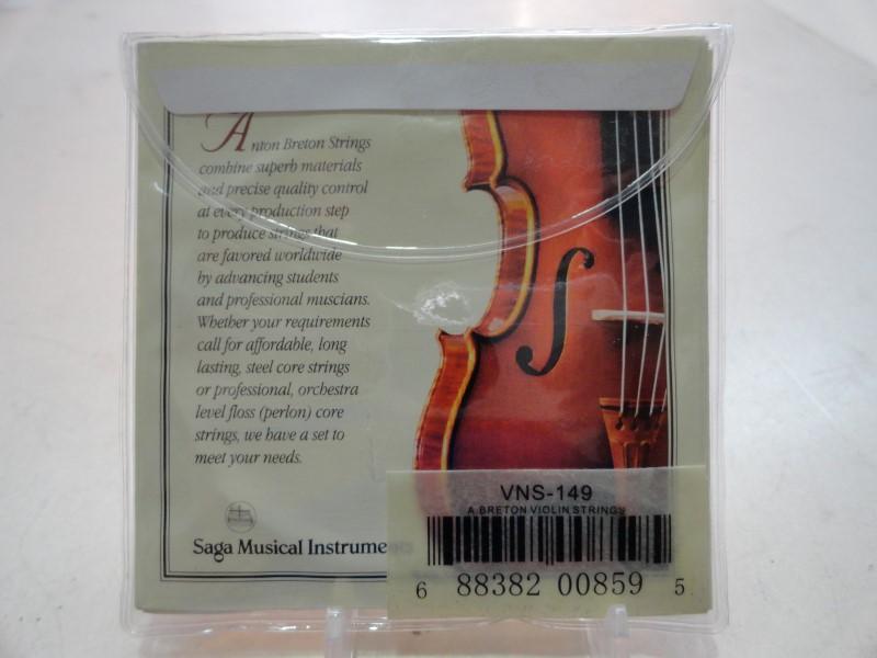 Anton Breton VNS-149 4/4 Size Violin Steel Strings