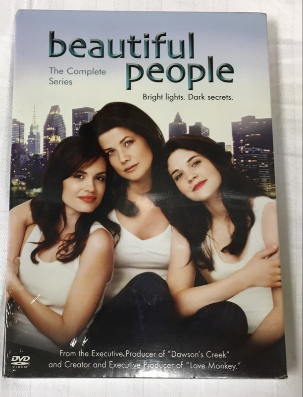 DVD BOX SET BEAUTIFUL PEOPLE THE COMPLETE SERIES