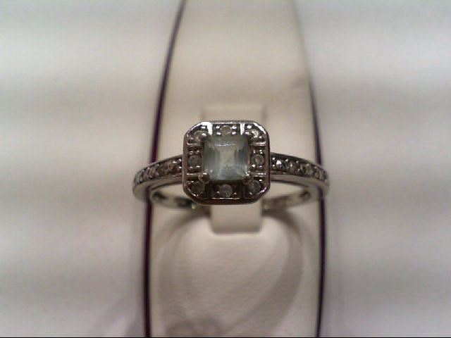 Lady's Silver Ring 925 Silver 3.4g