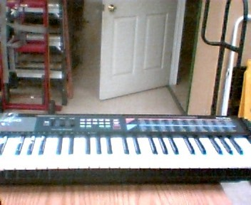 CASIO Keyboards/MIDI Equipment CA-110