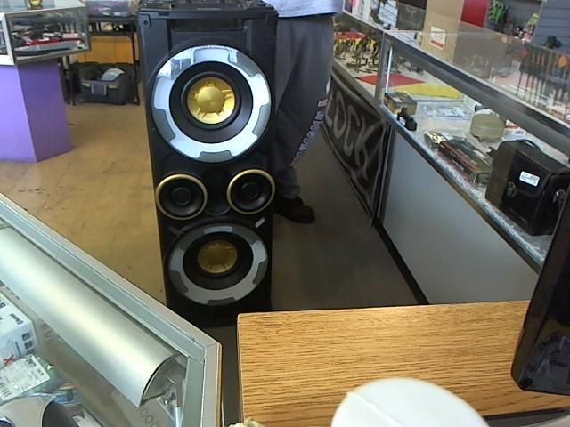 PHILIPS DJ Equipment NX5 NTRX500
