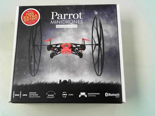 PARROT MINIDRONES ROLLING SPIDER RC TOY