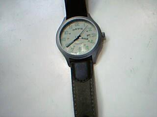ORVIS Gent's Wristwatch GUIDE FIELD WATCH