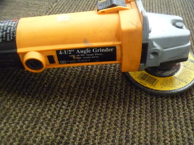 CHICAGO ELECTRIC GRINDER 42204