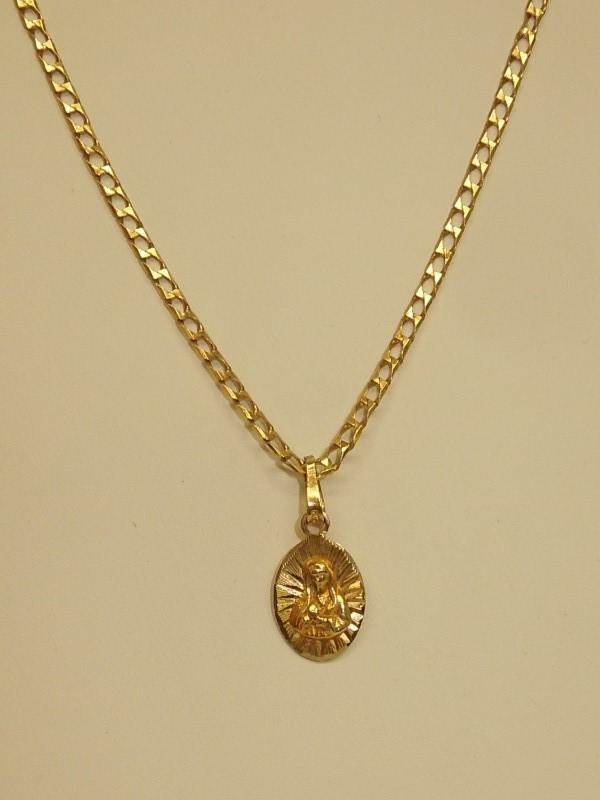 "18"" Gold Chain 14K Yellow Gold 6g"