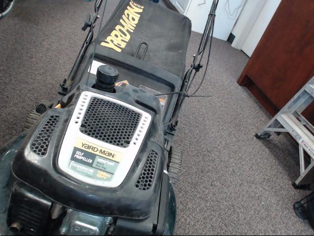 YARD MAN Lawn Mower D16855 A C