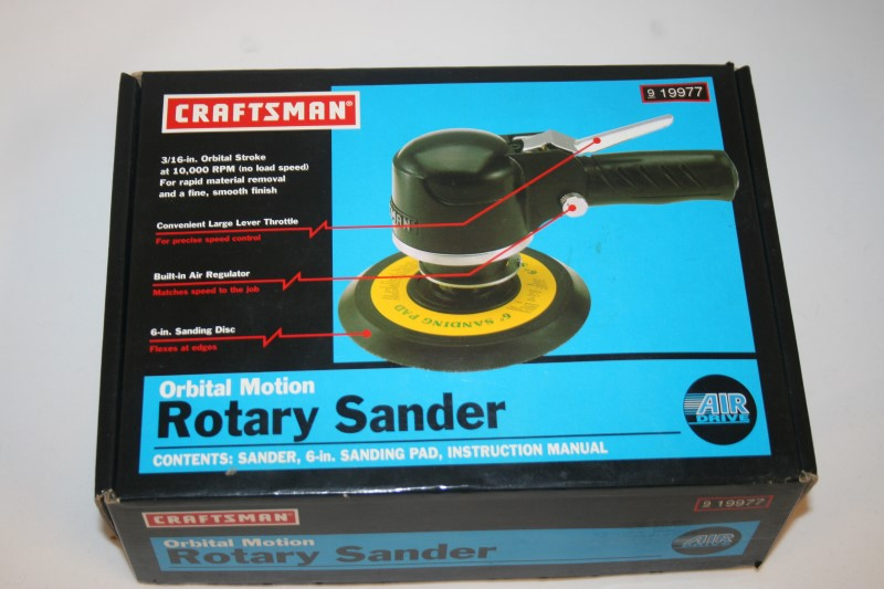 Craftman Air Grinder 19977