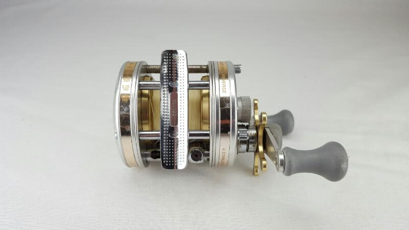 ABU GARCIA Ambassadeur UC-5600C Ultra Cast Baitcasting Reel