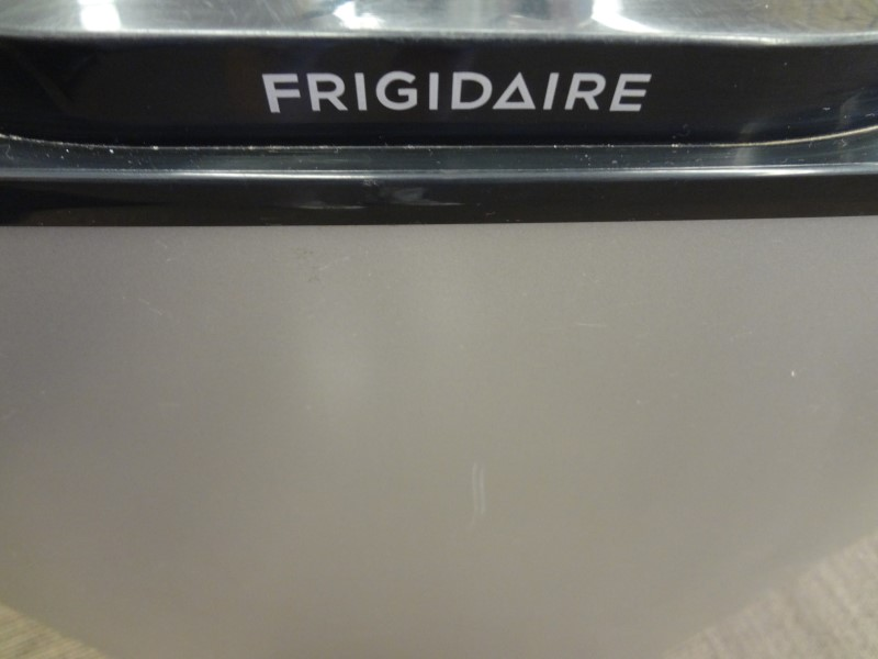 FRIGIDAIRE BFPH33M4LM 3.3 CU. FT. COMPACT REFRIGERATOR - SILVER/BLACK