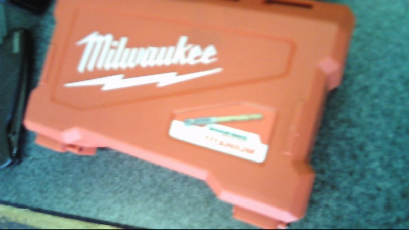 MILWAUKEE Miscellaneous Tool DRILL BITS