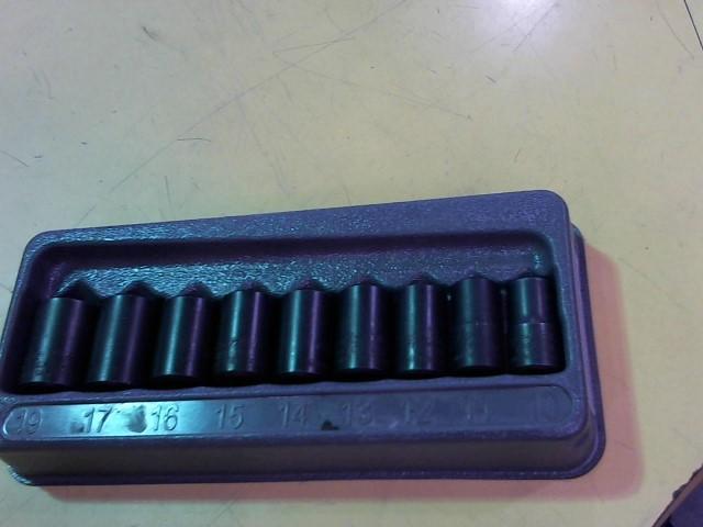 BLUE POINT Sockets/Ratchet 209TFSMYA