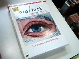 DVD MOVIE DVD NIP/TUCK: THE COMPLETE FIRST SEASON