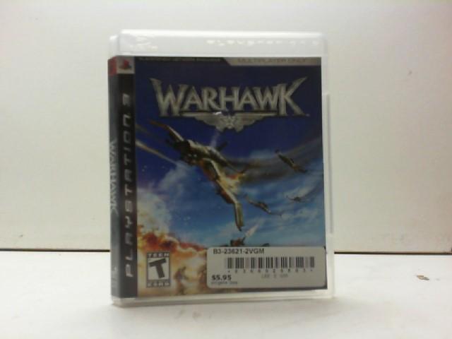 SONY Sony PlayStation 3 Game WARHAWK