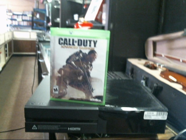 MICROSOFT XBOX ONE SYSTEM WITH GAME - 500GB - 1540