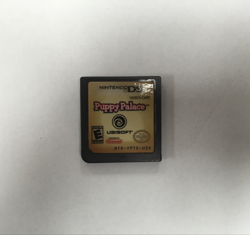 Puppy Palace - Nintendo DS Game - Game Only