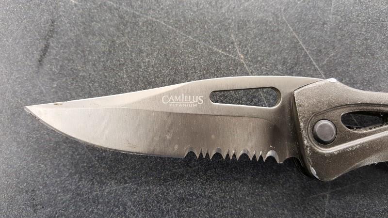 CAMILLUS Pocket Knife POCKET KNIFE