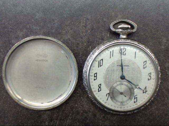 WALTHAM Pocket Watch SEVEN JEWELS