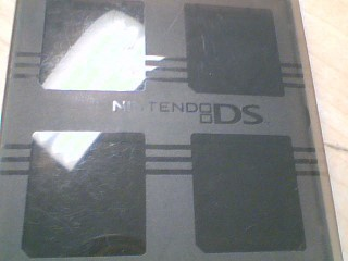 NINTENDO Video Game Accessory DS CASE