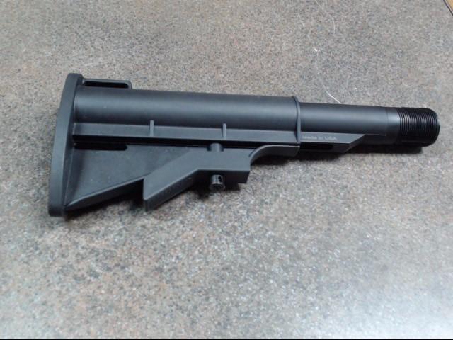 Firearm Parts MILSPEC BUTT STOCK