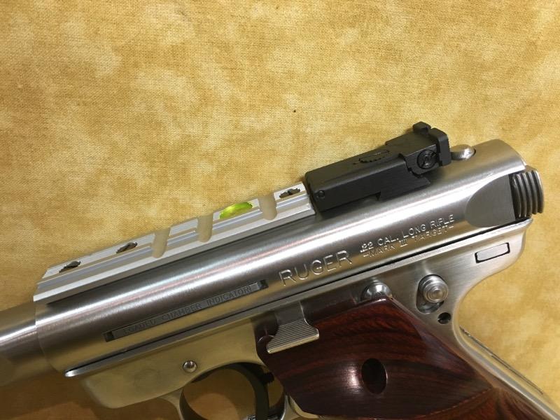 RUGER Pistol MARK III