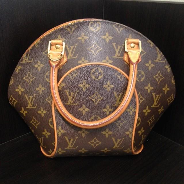 LOUIS VUITTON Handbag MONOGRAM ELLIPSE PM