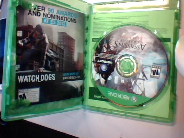 Assassins Creed IV Black Flag Xbox One