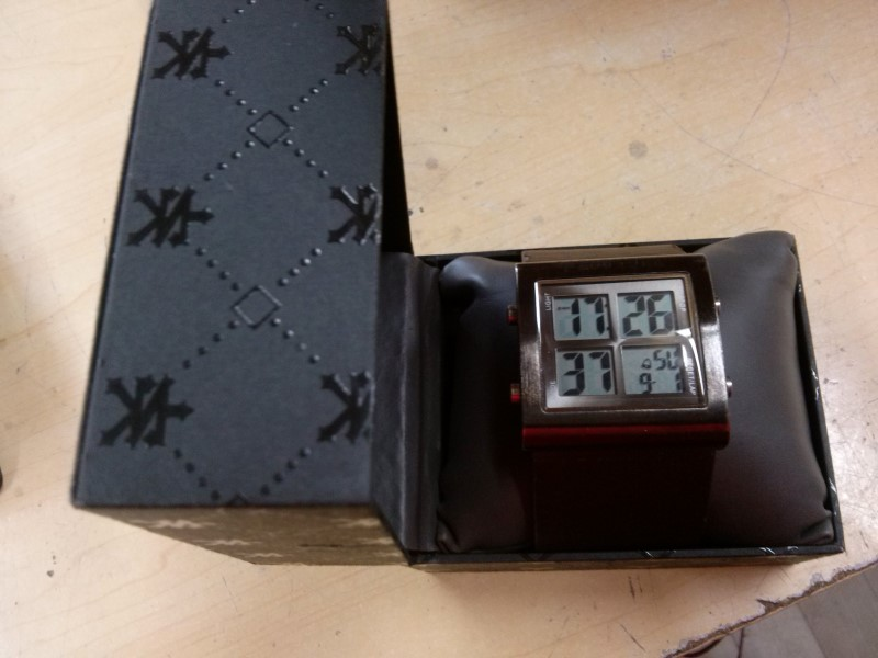 ZOO YORK Gent's Wristwatch WATCH