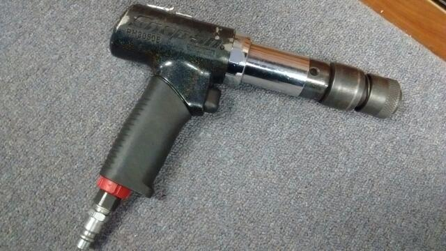 SNAP ON HEAVY DUTY INDUSTRIAL IMPACT QUICK RELEASE AIR HAMMER PH3050B