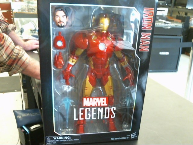 MARVEL LEGENDS SERIES Miscellaneous Toy IRON MAN
