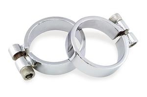 BIKERS CHOICE Motorcycle Part 492950 PANHEAD EXHAUST CLAMP SET