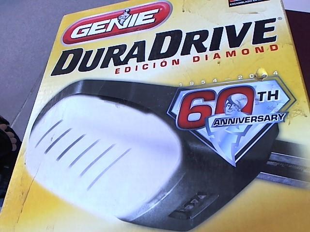 GENIE DURADRIVE 1/2 HP GARAGE DOOR OPENER