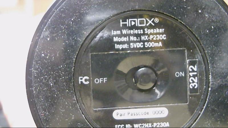 Bluetooth HMDX Jam Classic Wireless Speaker