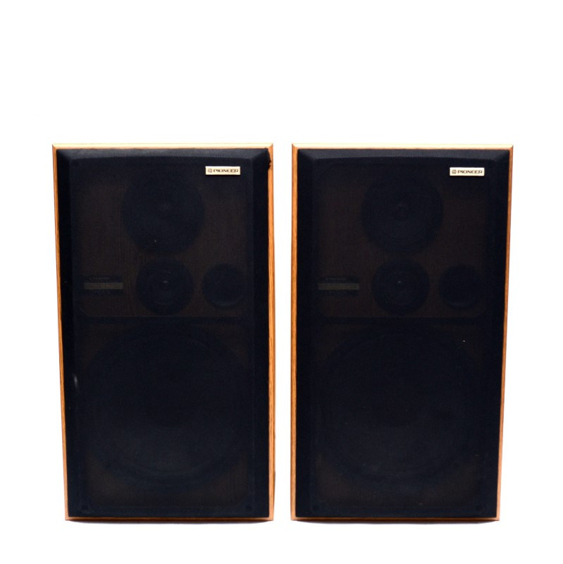 Pioneer CS-G304A 120W 3-Way Speaker System Set *Made in USA*