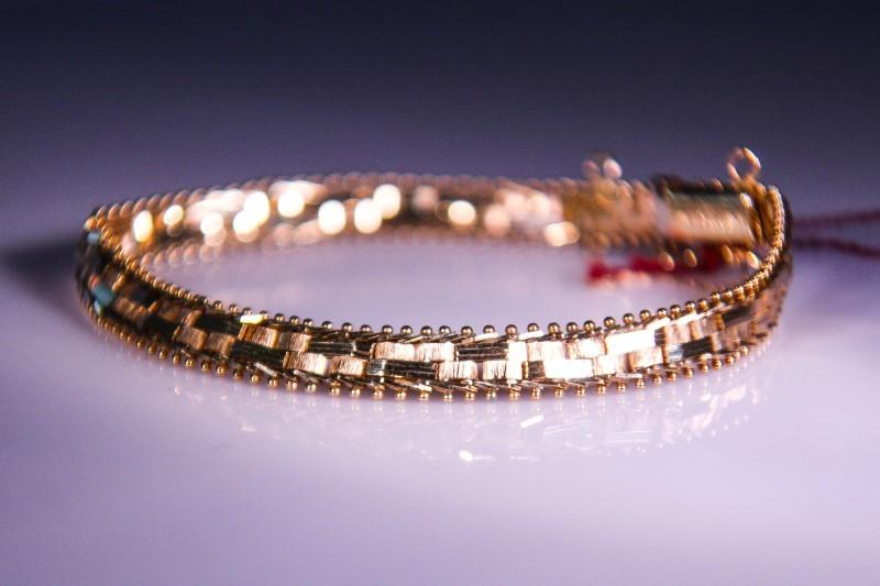 Gold Bracelet 14K Yellow Gold 10.8g