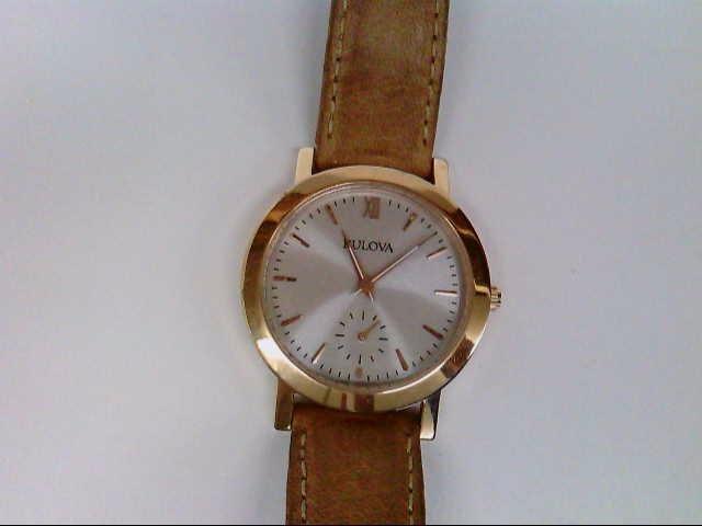 BULOVA Lady's Wristwatch 97L146