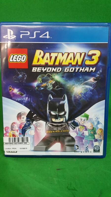 LEGO Batman 3: Beyond Gotham (Sony PlayStation 4, 2014)
