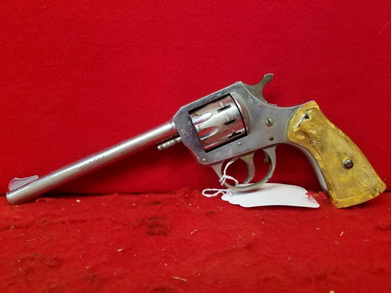 Harrington & Richardson 923 Nickel 22lr Revolver